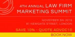 Review: The Law Firm Marketing Summit 2019