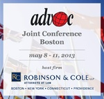 ADVOC Joint Meeting  in Boston, May 2013
