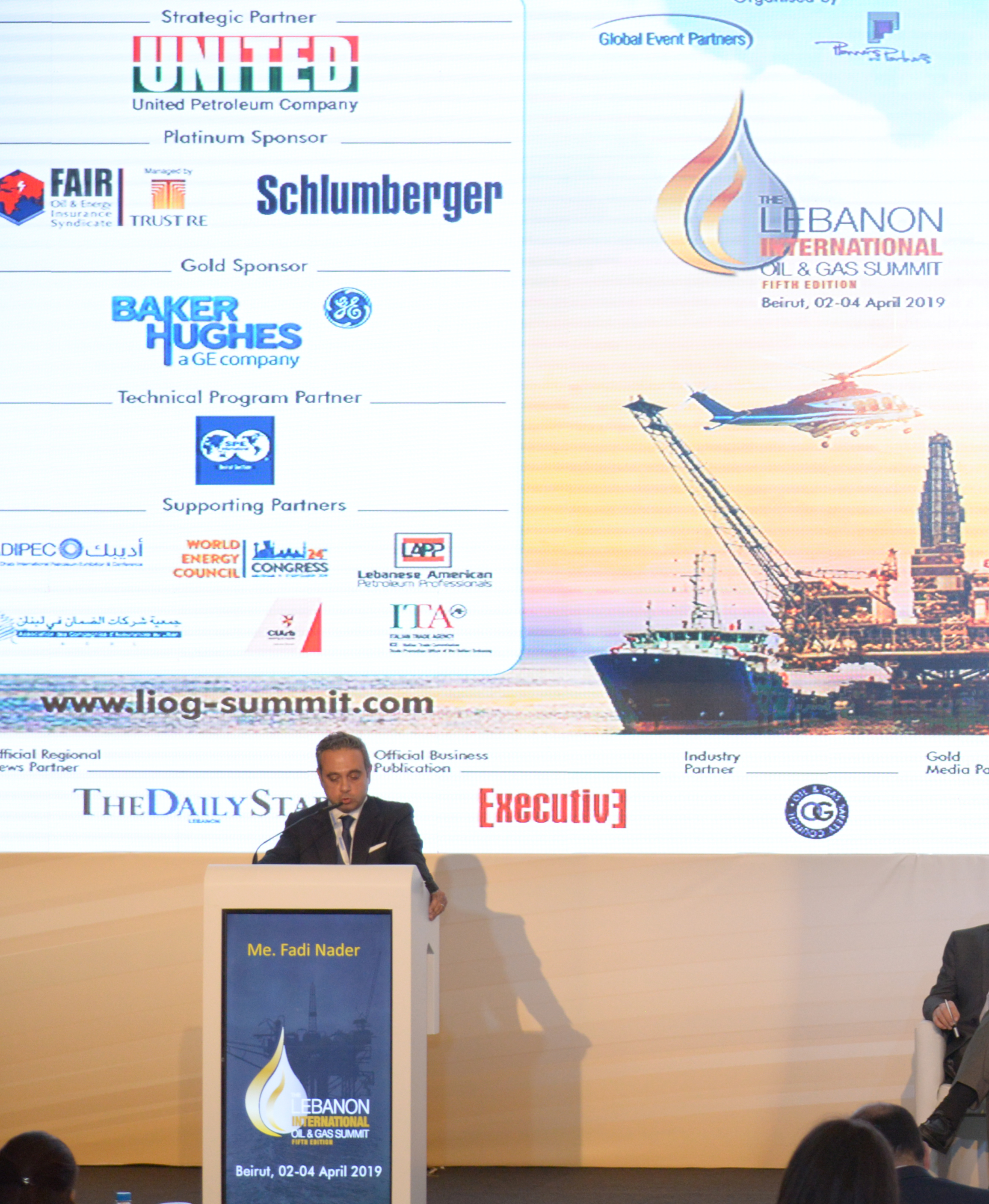 5th Lebanon International Oil and Gas Summit